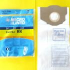 3 Eureka RR Upright Vacuum Bags Smart Vac Boss Unopened New Package
