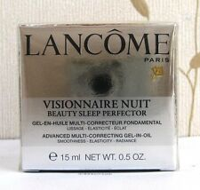 LANCOME VISIONNAIRE NUIT BEAUTY SLEEP PERFECTOR - BNIB - CELLOPHANE SEALED