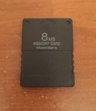 Sony PLAYSTATION 2 Memory Card 8mb fmcb FREE mcboot v1.952 Opl ESR HD Loader