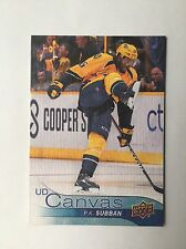 2016-17 Upper Deck Canvas P.K. Subban #C167