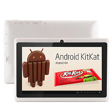 "TABLET PC 7"" WIFI QUADCORE 1GB RAM 16GB ANDROID 4.4. ATM7021 NO SIM 3G S9500+ S5"