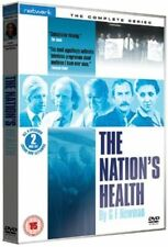 THE NATION'S HEALTH the complete series. 2 discs. New sealed DVD.