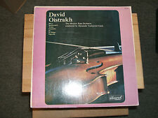 David Oistrakh: Beethoven's Violin Concerto in D Major, Opus 61
