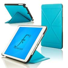 Forefront Cases Blue Origami Smart Case Cover for Apple iPad Air 2 / iPad 6