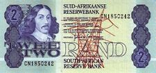 Afrique du sud  - South Africa billet neuf de 2 rand pick 118d UNC