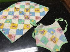 Vintage 1983 Cabbage Patch CPK Doll Original Baby Carrier Sling