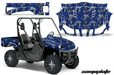 Yamaha Rhino 700/660/450 Graphic Kit Wrap AMR Racing Decal UTV Parts 04-12 Cam B