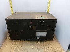 vintage Boonton Radio 250-A RX meter 0.5MHz-250MHz (14-T.5)