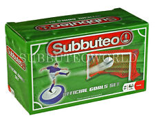 NEW SUBBUTEO GOALS WITH RED & BLUE NETTING. PAUL LAMOND TABLE SOCCER.
