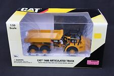 Z104 Norscot CAT engin TP 1/50 55501 CAT 740B artuclated truck camion articulé