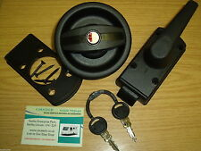 Vecam Türschloss Komplett + 2 Schlüssel – Links Seite Po391