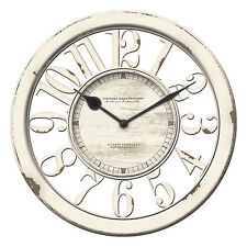 FirsTime Manufactory 10047 Antique Contour Wall Clock