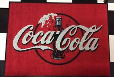 New coke rug  3x5  commercial quality rubber back mat