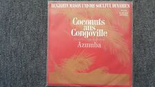 Benjamin Mason/Soulful Dynamics:Coconuts aus Congoville SUNG IN GERMAN