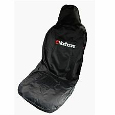 Northcore Car Seat Cover Single Black Waterproof