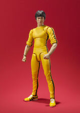 S.H.Figuarts Bruce Lee (Yellow Track Suit) Figure Preorder