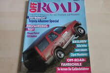 152397) Toyota 4Runner Special TEST - Off Road 01/1992