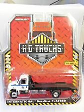 2015 GREENLIGHT H D TRUCKS SERIES 1 CHICAGO POLICE INTERNATIONAL FLATBED #33010