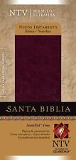 bolsillo ultrafina NT c/Salmos y Proverbios NTV (Pocket Thinline Bible: Ntv) (..