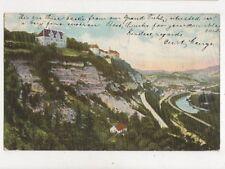 Dornburg a d Saale b Jena Germany 1905 Postcard 828a