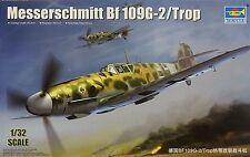 TRUMPETER® 02295 Messerschmitt Bf109G-2/TROP in 1:32