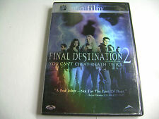 Final Destination 2 (DVD, 2003, Canadian)