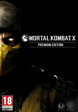 MORTAL KOMBAT x PREMIUM EDITION PC STEAM KEY (globale)