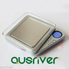200g/0.01g High Precision Digital Weight Pocket Lab Scale Portable Jewelry Scale