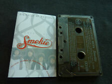 SMOKIE GREATEST HITS ULTRA RARE NEW ZEALAND CASSETTE TAPE!
