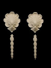 DECORATIVE MOULDINGS WHITE  FIREPLACE CUPBOARDS MIRRORS  RESIN