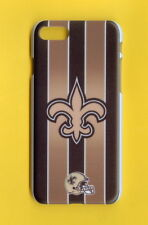 "NEW ORLEANS SAINTS 1 Piece Case / Cover for iPhone 7 4.7"" (Design 2) + Stylus"