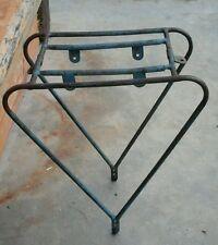 Portapacchi posteriore bicicletta corsa epoca.