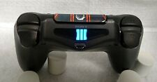 PlayStation 4 PS4 Controller Black Ops III Symbol Led Light Bar Decal Sticker !!