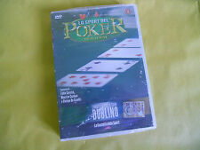 LO SPORT DEL POKER N.4-HOLD'EM-LIBRO + CD-SIGILLATO-EUROPEAN POKER TOUR DUBLINO