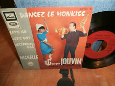 "georges jouvin""michelle""beatles""ep7""or.fr.pathé:868.languette"