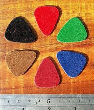 Special Ukulele Designer Set Of 6 Soft Picks Plectrums