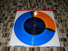 "FAT TONY  NO MORE 7""  VOLCOM  YELLOW AND BLUE colored vinyl  NEW"