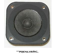 "REALISTIC mod 0740 1½"" cone tweeter for Minimus 25 26 MC-800 1200 1800—excellent"
