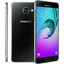 SAMSUNG GALAXY A3 6 SM-A310F BLACK 16GB FACTORY UNLOCKED 2016 MODEL PHONE ONLY
