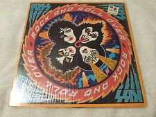 KISS LP RRO PACKAGE ALL INSERTS /POSTER/STICKER/COMIC