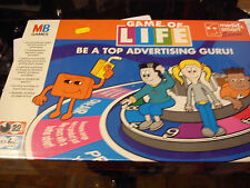 MB GAMES GAME OF LIFE BE A TOP ADVERTISING GURU ! -  FACTORY SEALED