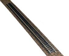 Javis JTRACKOO Mixed Colour Cork Track Underlay 10 x 500mm 00 Gauge - T48 Post