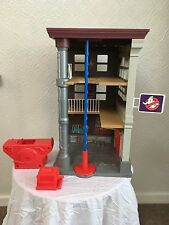 Vintage Ghostbusters Fire Station toy - complete with box