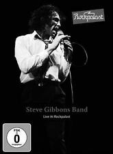Live at Rockpalast by Steve Gibbons/Steve Gibbons Band (Made in Germany)