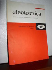 Electronics: Electrons in Action-Part 1 #2311 (1964,Paperback)
