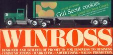 Girl Scout Cookies '90 Winross Truck