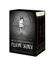 Miss Peregrine's Peculiar Children by Ransom Riggs Box Set Book | NEW AU