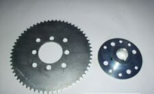 "Go KART SPROCKET MINI HUB 1 1/4"" bore   72 sprocket #35 FREE FAST SHIP!"