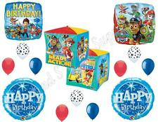 """NEW!! PAW PATROL """"Cubez"""" Birthday Balloons Decoration Supplies Party Dog Chase"""