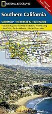 National Geographic Guide Map: Map California, Southern, Ca by Natl...